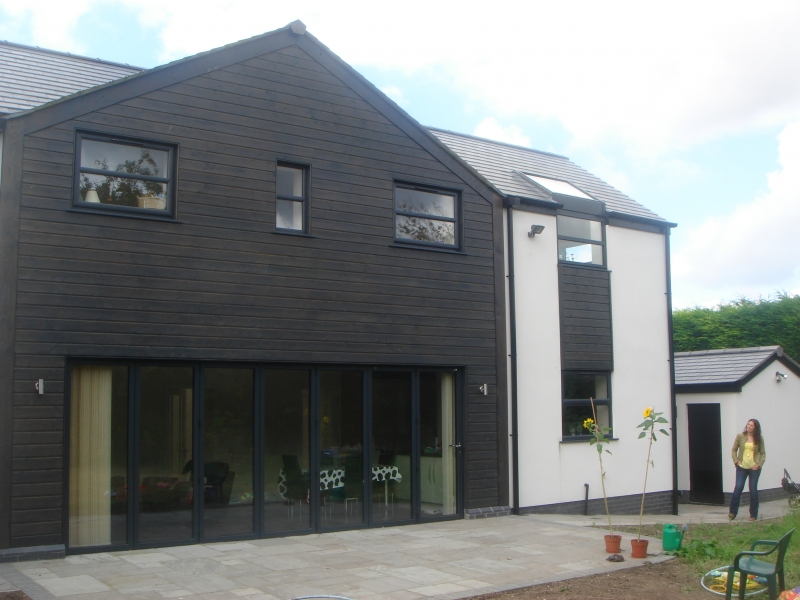 Sankey warrington domestic commercial building for Home architecture widnes